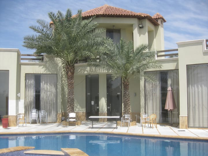 Suite with Pool near Dead Sea
