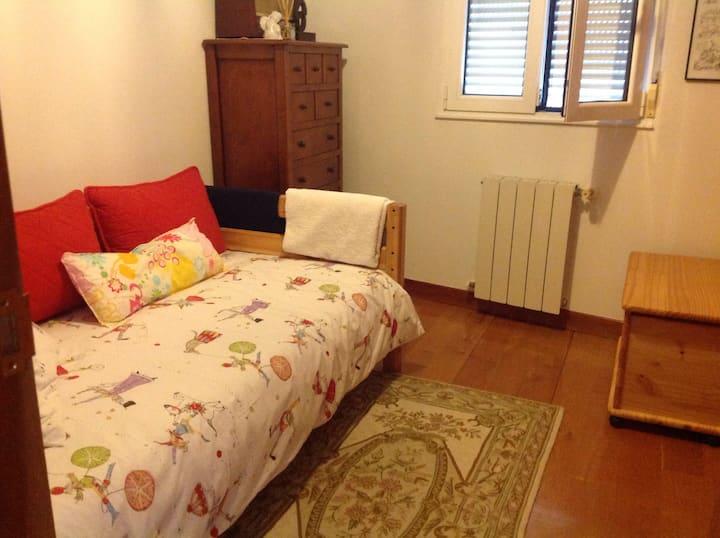 alquiler habitación Santander-centro, wifi,
