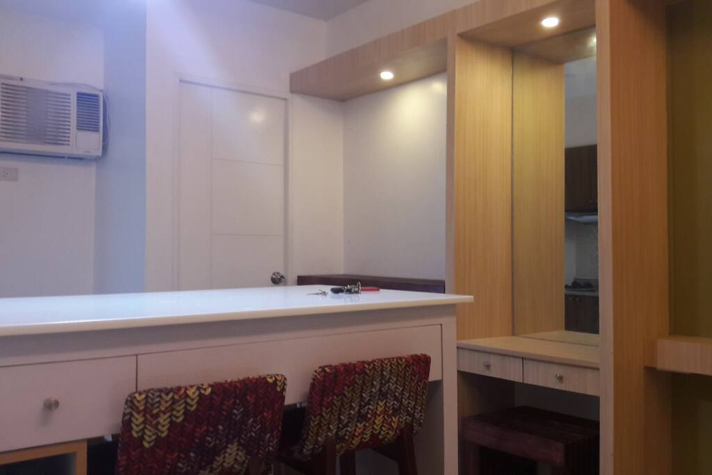 Dining and dresser