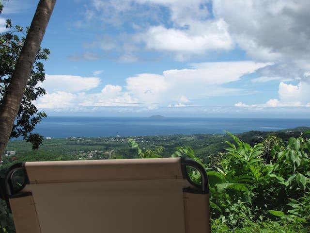 Casa Vista - Panoramic ocean view (Rincon)