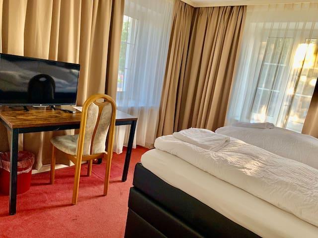 Hotelzimmer ab 950 Fr. Pro Monat