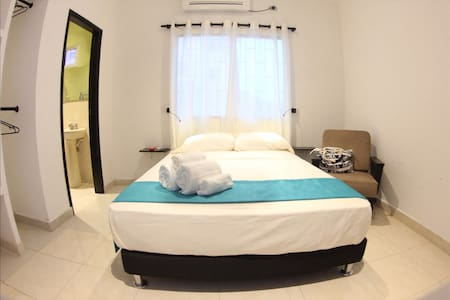 Private Room in Santa Marta Awaits for you - 圣玛尔塔