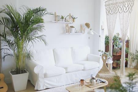 住在海边的独立设计风格 温馨三居 - 厦门市 - Lägenhet