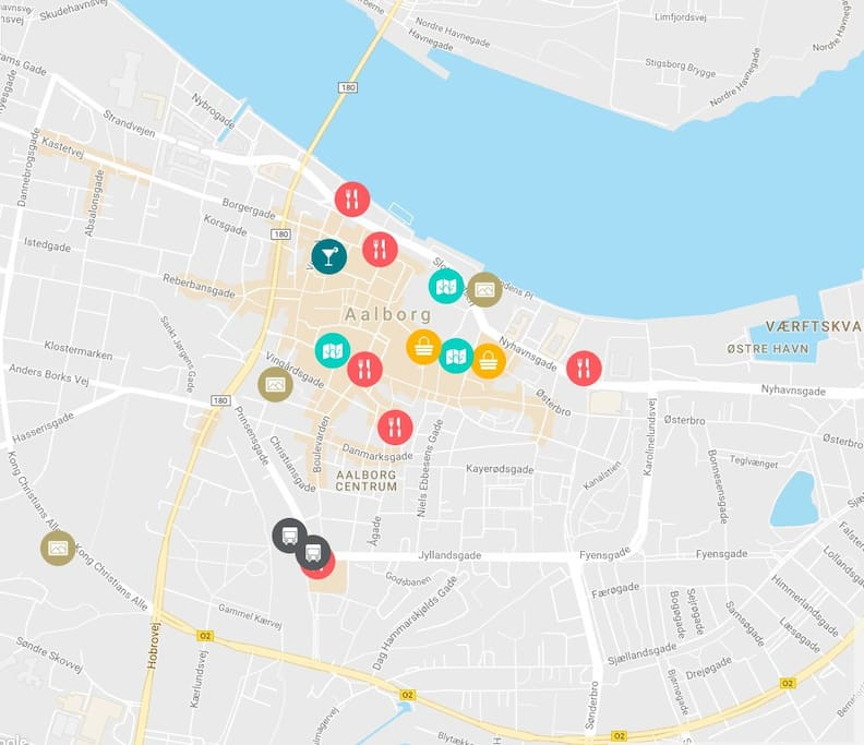 Where to visit in Aalborg