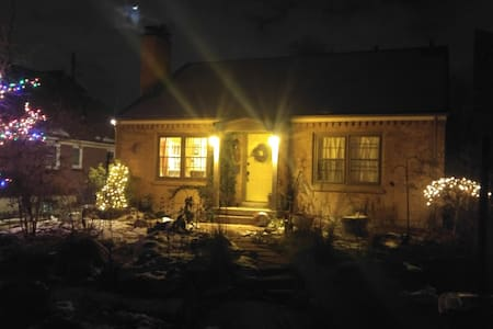 Cozy Cottage Great Location - Salt Lake City - Haus