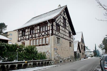 Cosy cottage in historic mansion - Rüschlikon