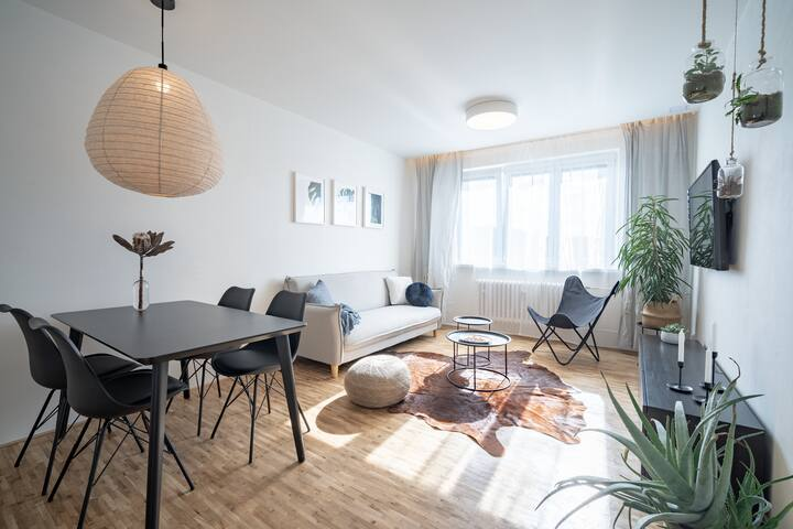 Veletrzni Boutique Apartment D