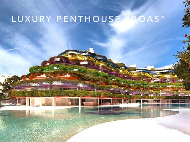 "LUXURY PENTHOUSE ""BOAS"""