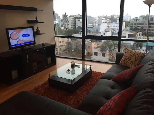 APARMENT IN SAN ISDIRO - Perú Capital - San Isidro - Apartment