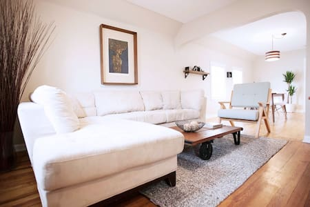 WFH in Quiet & Charming apt - Downtown Forest Park