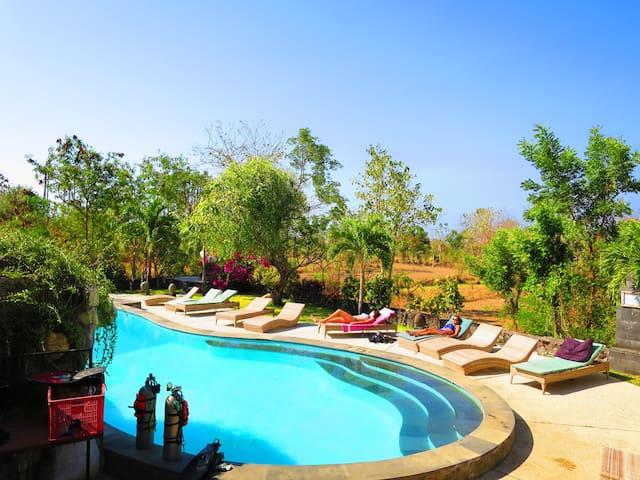 Interior Kamar Tidur Bali  airbnba jl i ketut natih vacation rentals places to