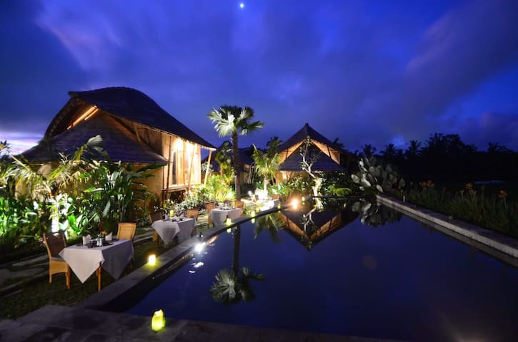 Padi Bali Villas #1 room only