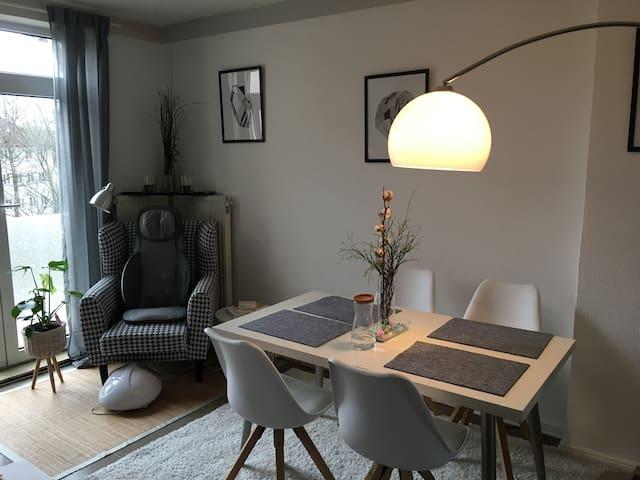 Zimmer für 2 in schönem Altbremer Stadthaus