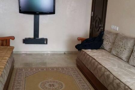F3 neuf tmara centre à 10min de la capitale Rabat - Appartement