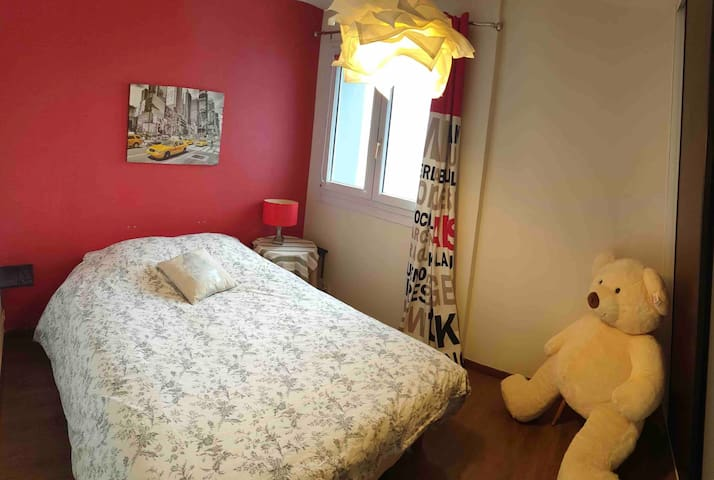 Appartement T2 sur l'île de Nantes