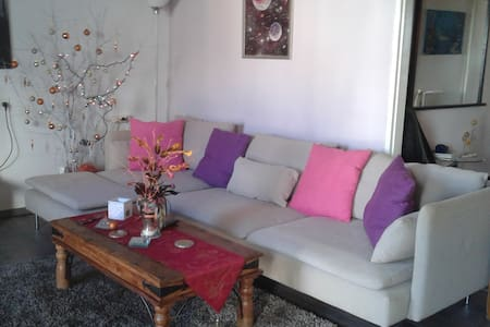 Modern and cozy penthouse with view - Volos - Apartmen