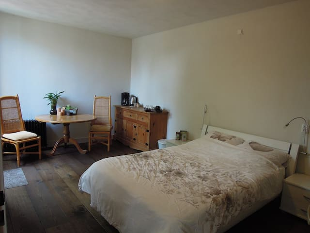 Comfortable room close to Schiphol, A'dam, Leiden