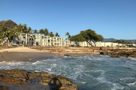 Ocean front in Makaha - Waianae - Lejlighedskompleks
