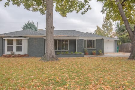Gorgeous & Modern Home Near Highlands/Downtown - 麥嶺(Wheat Ridge)