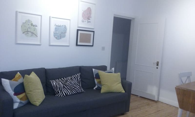 Central Bright Double room