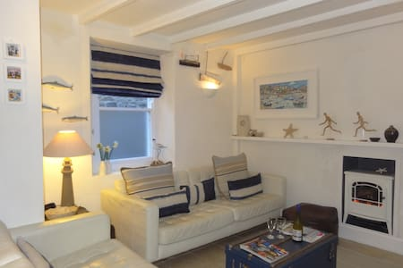 Number Six - A Fabulous Cottage in Central St.Ives - Cornwall