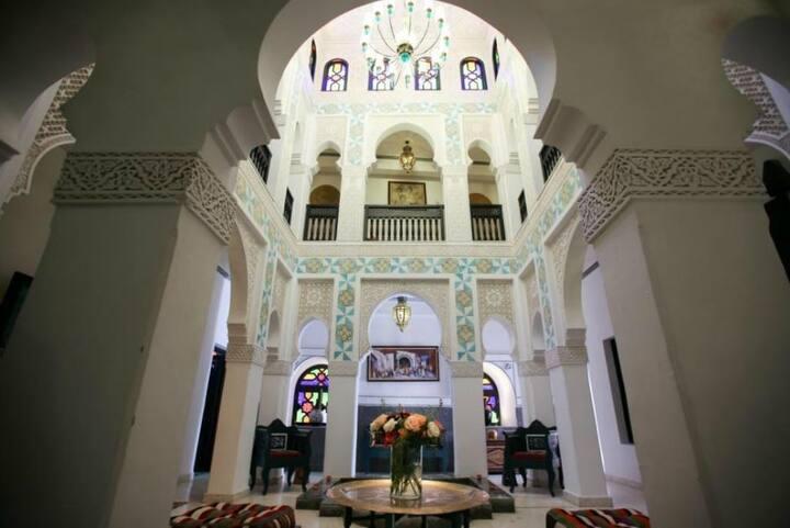 Feel the Kasbah, SPA&POOL #6 Roof Top Room
