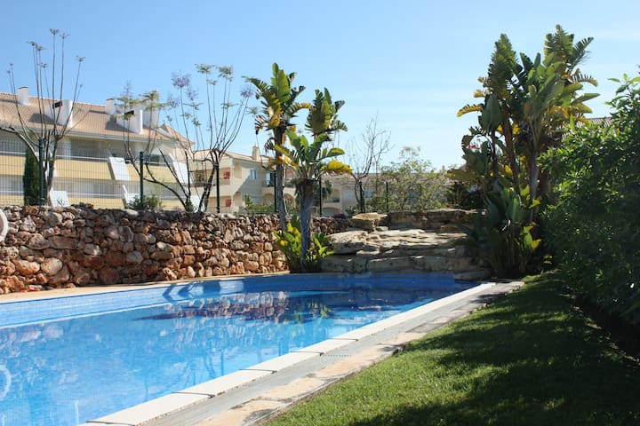 """Apartment in Vilamoura with pool,""""2BDR+2WC"""",WI-FI."""