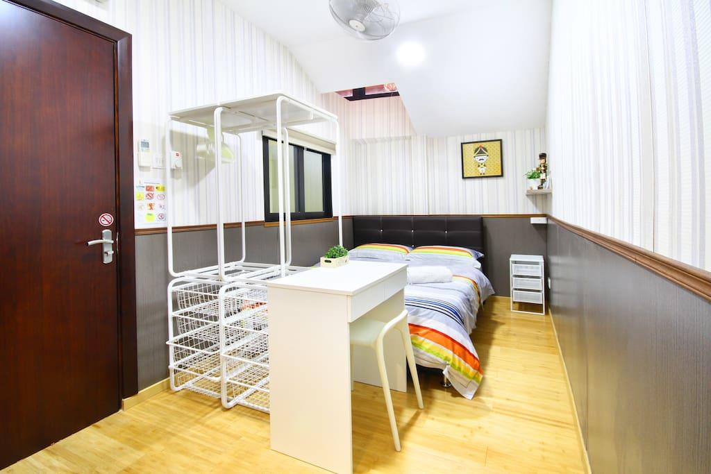 Cozy studio ensuite located at hipster enclave near Lavender/Farrer Park MRT station