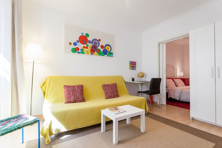 Beautiful Apartment in the heart of the city! - Lisboa - Flat