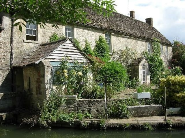 The Mill House, Stowford Manor Farm