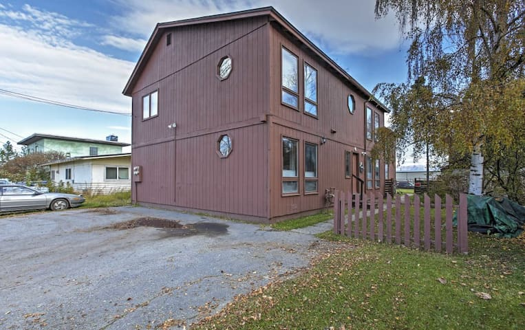 1BR Anchorage Upstairs Apartment - No Pets - Anchorage - Apartment