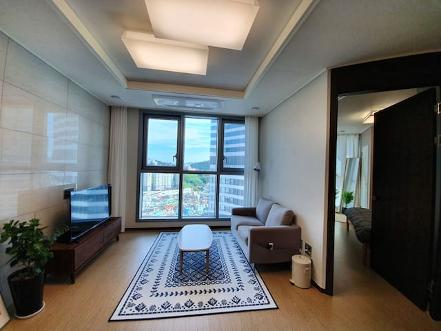 [Centre of Busan] cosy huge new Lilly House #3