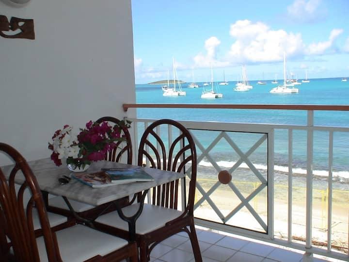 Sea View condo St Martin -Caribbean.