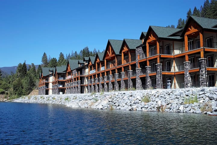 The Waterfront at Arrow Lakes 2nd F - Castlegar - Condomínio