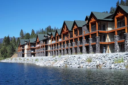 The Waterfront at Arrow Lakes 2nd F - Castlegar - Condominium