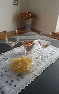 App. Angelin Marmolada Alleghe - Pezzé - 公寓