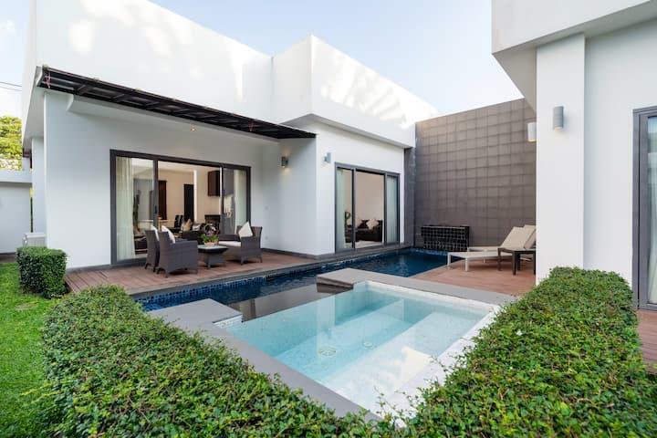The Harmony Pool Villa Layan Phuket