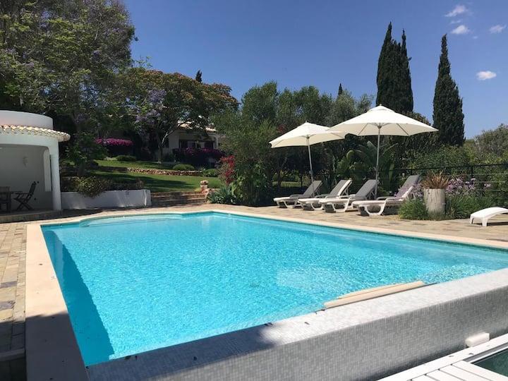 Charming Villa Quiet Hilltop Pool