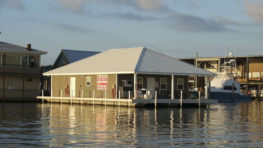 Miss Yellowfin Houseboat - 9 - Talo