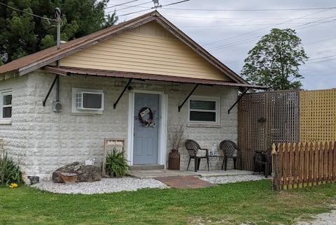 The Milk Barn Cottage