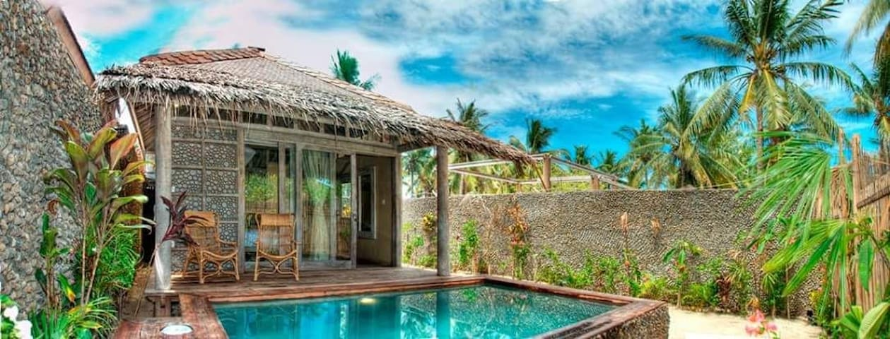 Villa Anoe 18 Gili Trawangan with Private Pool