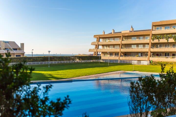 Terraços do Mar 2 with amazing terrace