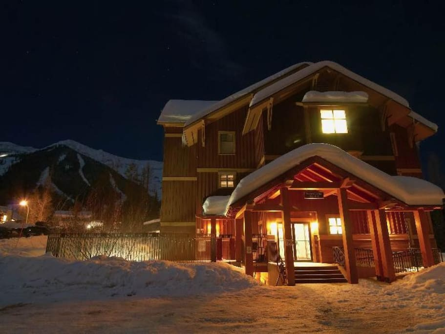 Timberline Lodges Balsam Lodge Exterior