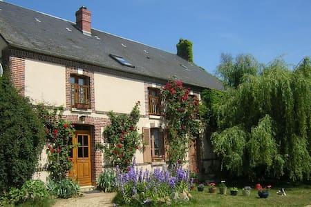 Chambre Saumon - Charny-Orée-de-Puisaye - 独立屋