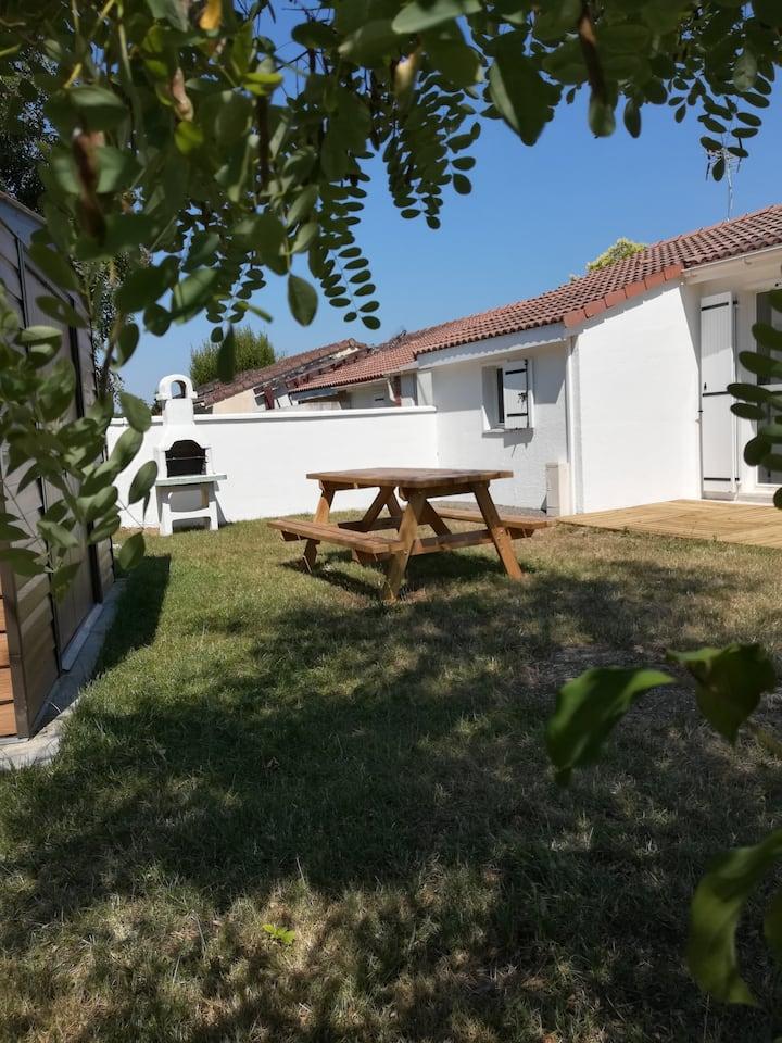 Maison proche La Rochelle et plages de vendée