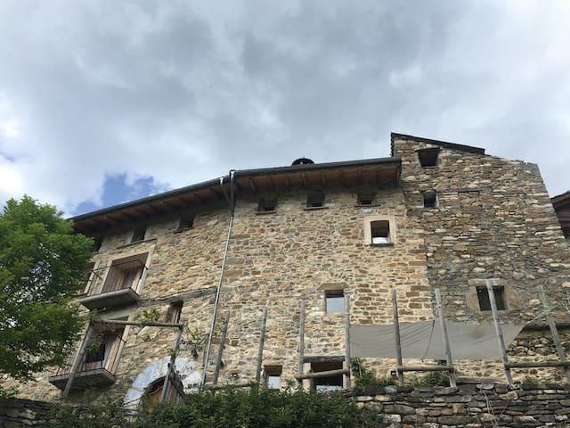 Nice Country  House  Pyrenees Cañon Añisclo-Ordesa