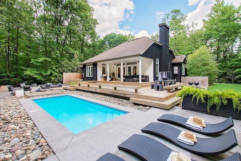 Hunter Grey House