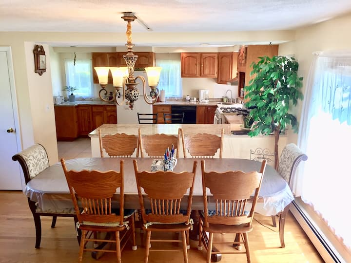 Near All Colleges! 2 Private Bedrooms in QuietHome