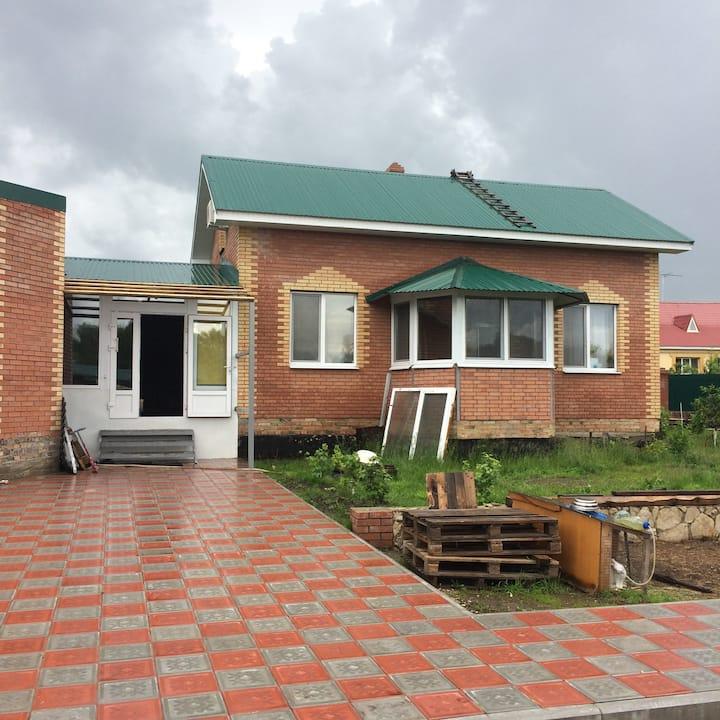 Дом в молгачах