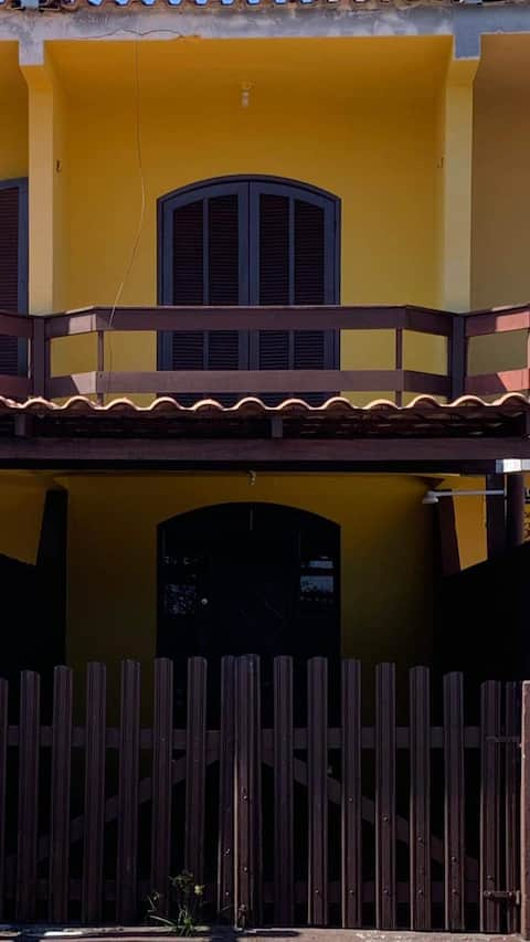 Quarto a duas quadras da praia de Ipanema